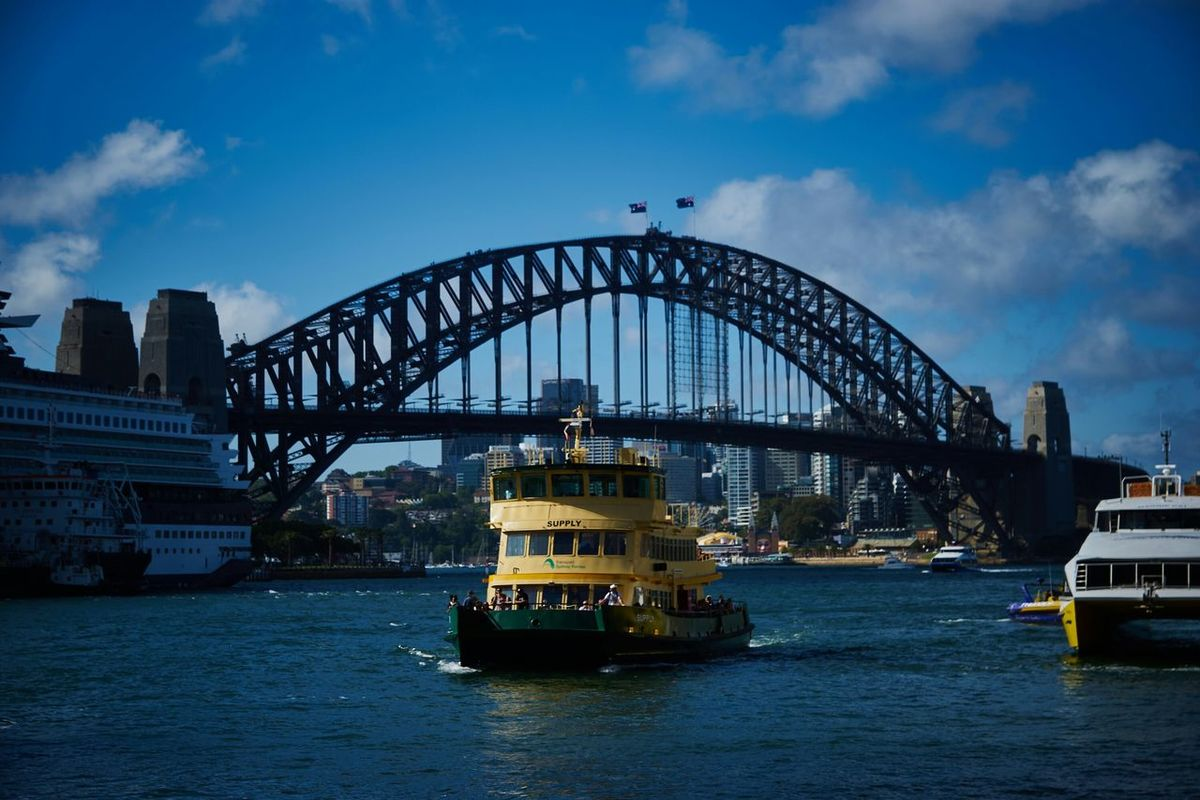 Australia Boats Sidney Bridge Harbour City Beautiful Showcase: November Well Turned Out Check This Out