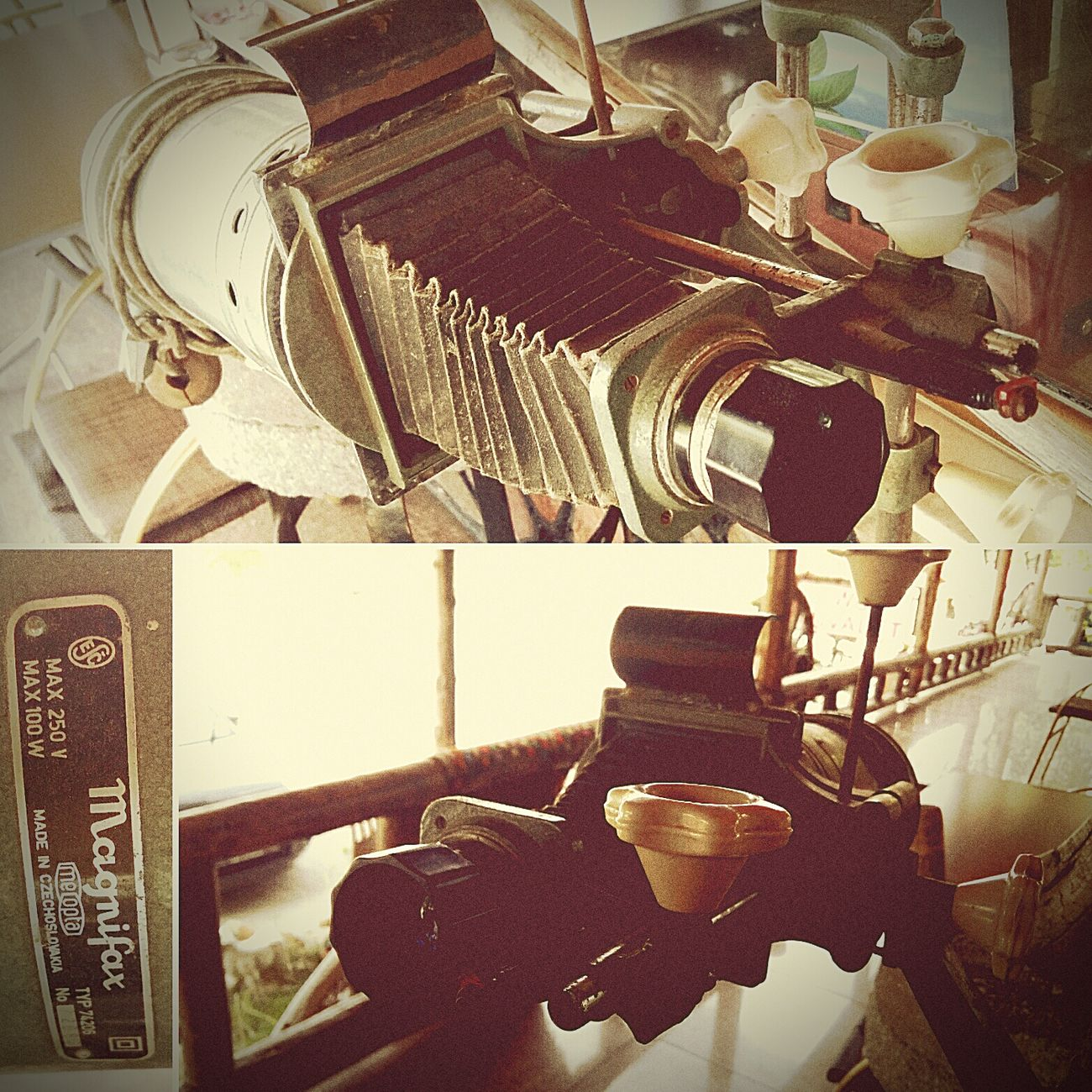 No People Antique Nostalgia History Tehnology Fotografia Fotography Foto Fotography Machine Czechoslovakia