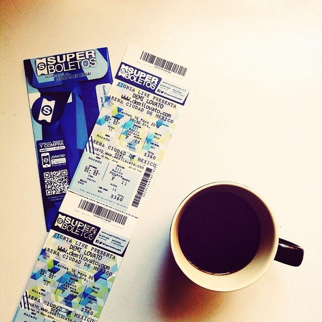 Concert Tickets Demi Lovato ❤ 17 Days