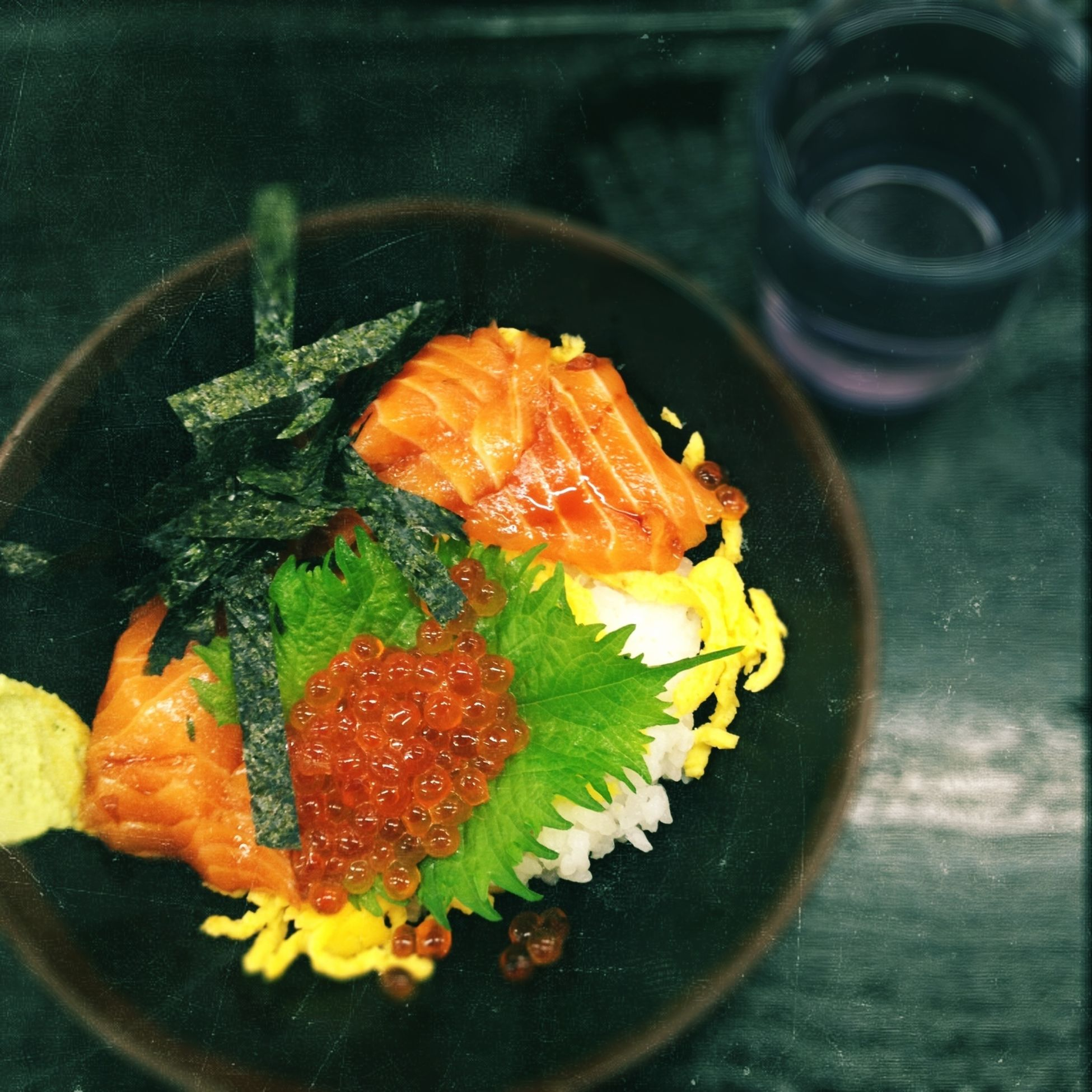 Eating ToreTore ichiba