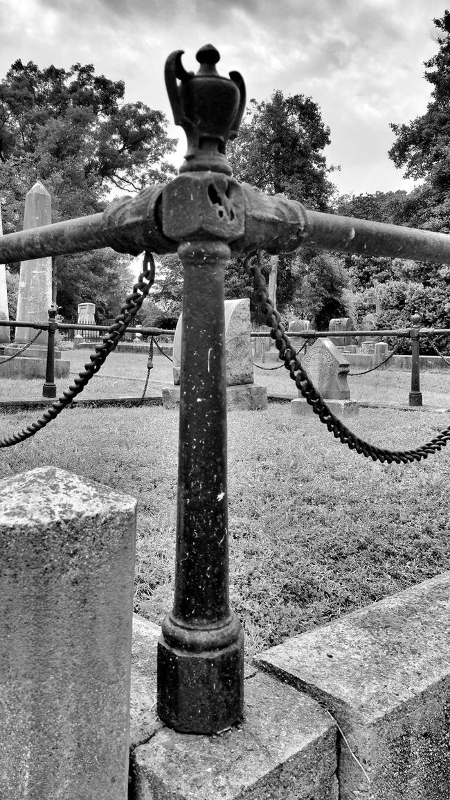 Post Chain My Perspective At The Gate Walking Around Black And White Photography