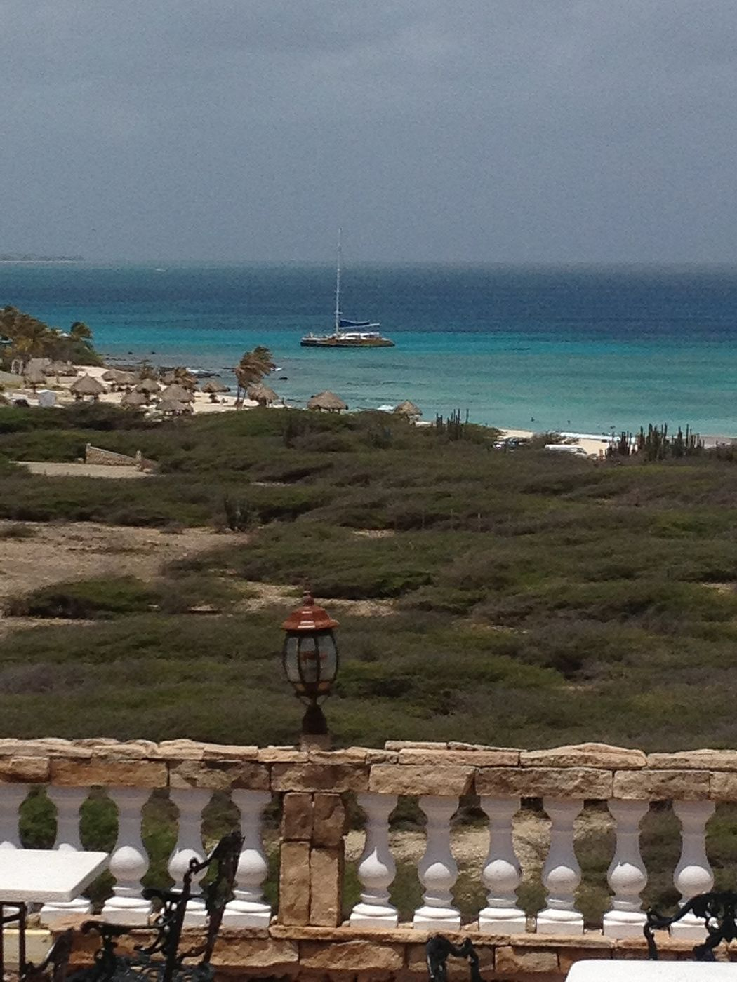 the best view Aruba
