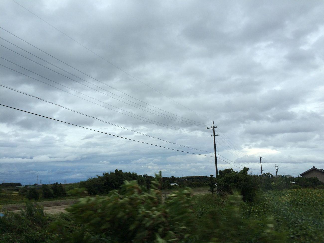 Typhoon Sky
