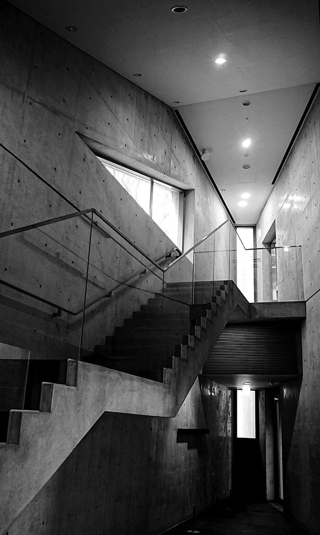 Monochrome Blackandwhite Photography Black & White Black And White Architecture Ando Tadao JCC Art Center