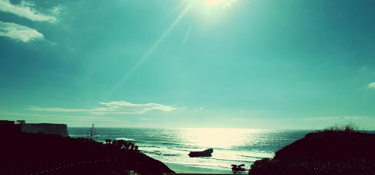 No People Nature Scenics Outdoors Beauty In Nature Ocean❤ Algarve Portugal Atlantic Ocean Ocean_Collection ~~ Ovean View Ocean Photography Ocean Algarve, Portugal Nature Beauty In Nature Water Outdoors No People Waves Waves, Ocean, Nature O