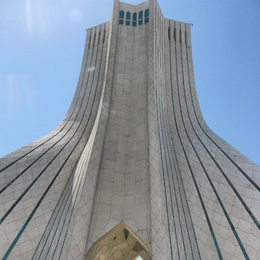 Tehran, Iran Tehran Azadi Tower In Tehran Azaditower Azadi Square Azadi Tower Irantravel Iran