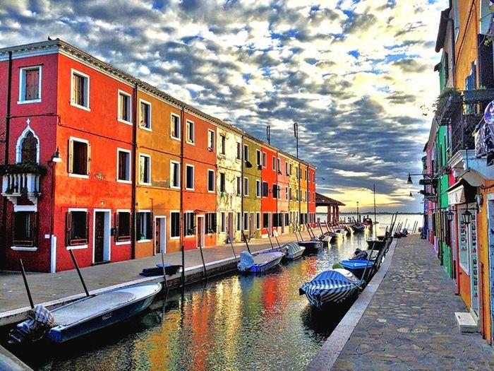 Travel Photography Burano, Italy First Eyeem Photo Colors Italy Travel Wanderlust