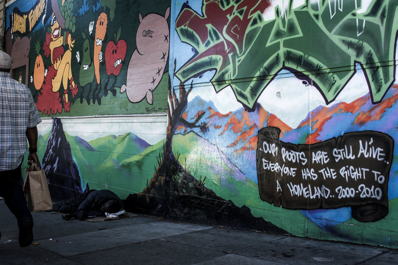 Architecture Graffiti Grocery Shopping Home Homeland Homeless Outdoor Outdoor Photography Outdoor Pictures Outdoors Roots San Francisco SF Sidewalk Sleep Street Street Art Streetphotography Streets The Street Photographer - 2017 EyeEm Awards Urban Urbanphotography