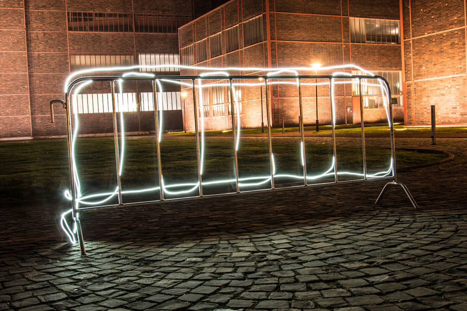 Architecture Architecture Architecture_collection Barrier Illuminated Industrial Industry Light Lightpainting Lightpaintingphotography Long Exposure Night Night Lights Night Photography Night View Nightphotography Nightshot No People Outdoors Art Is Everywhere