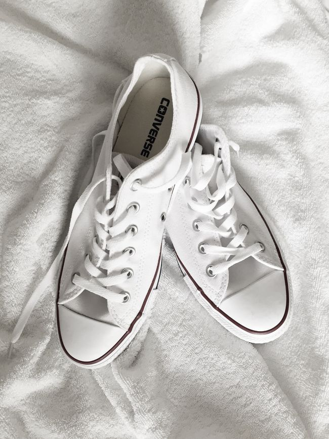 New shoes Converse Sneakers White