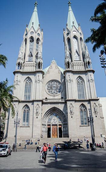 Cesarsousa Amofotografar Catedralmetropolitanadesaopaulo