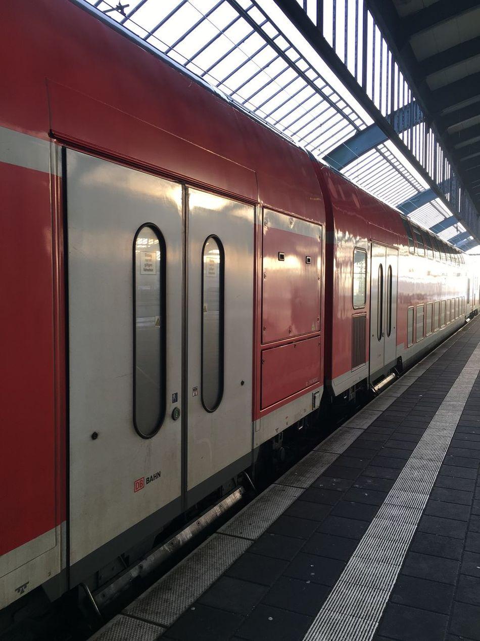 Riding the RE 4406 to Leer/Ostfriesland! Train Deutsche Bahn