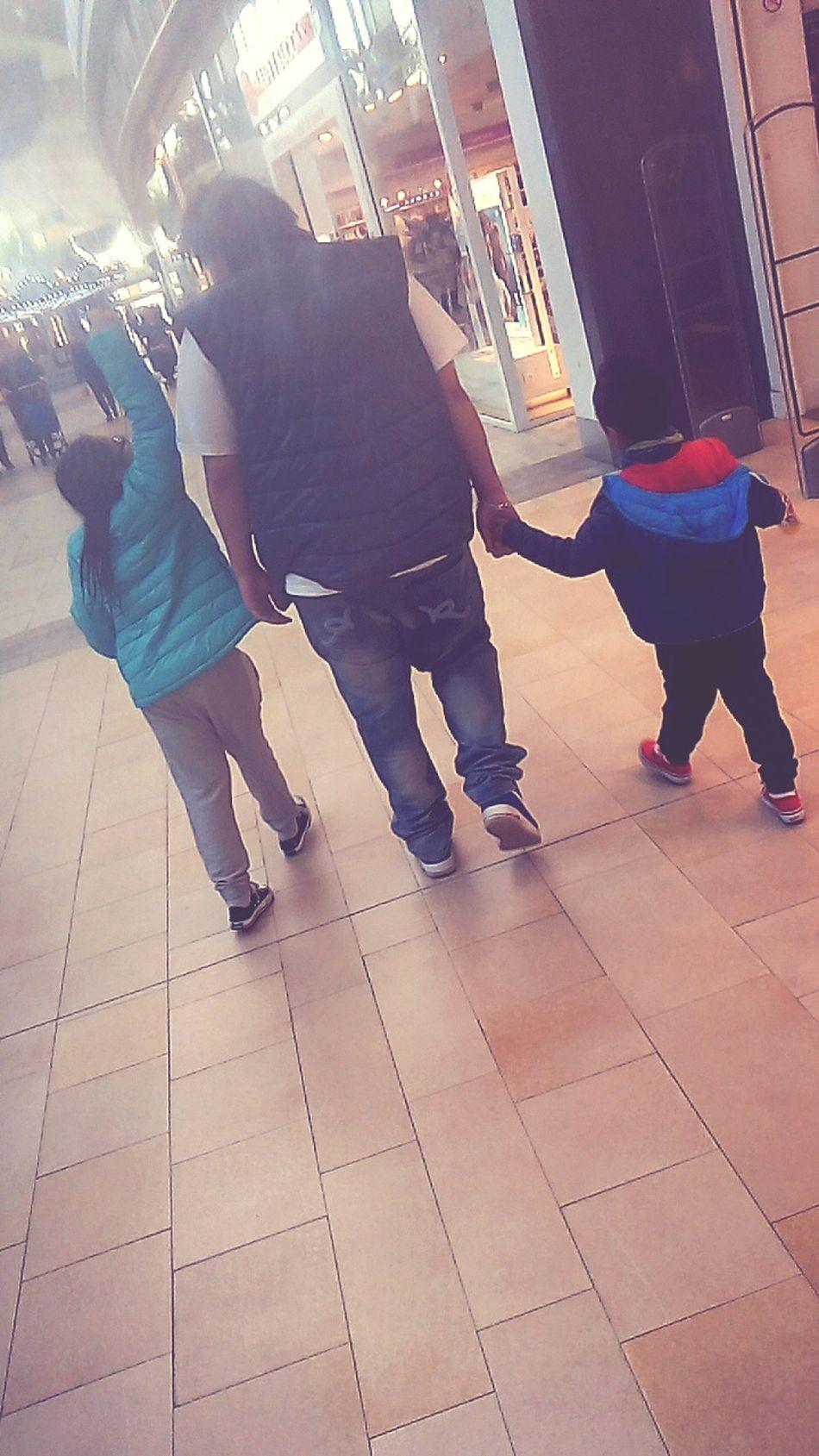 My Kids and My Man ❤ WeAreSoHappy BlackAndWhiteFamily ThatLove