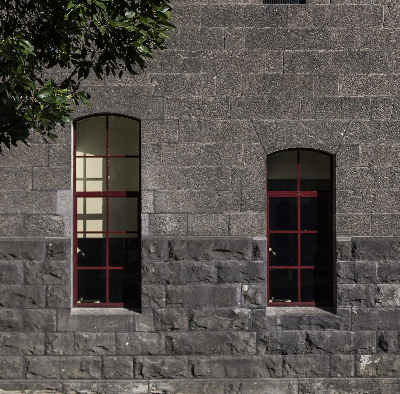 window, red, building, architecture, exterior, no people, outdoors, day