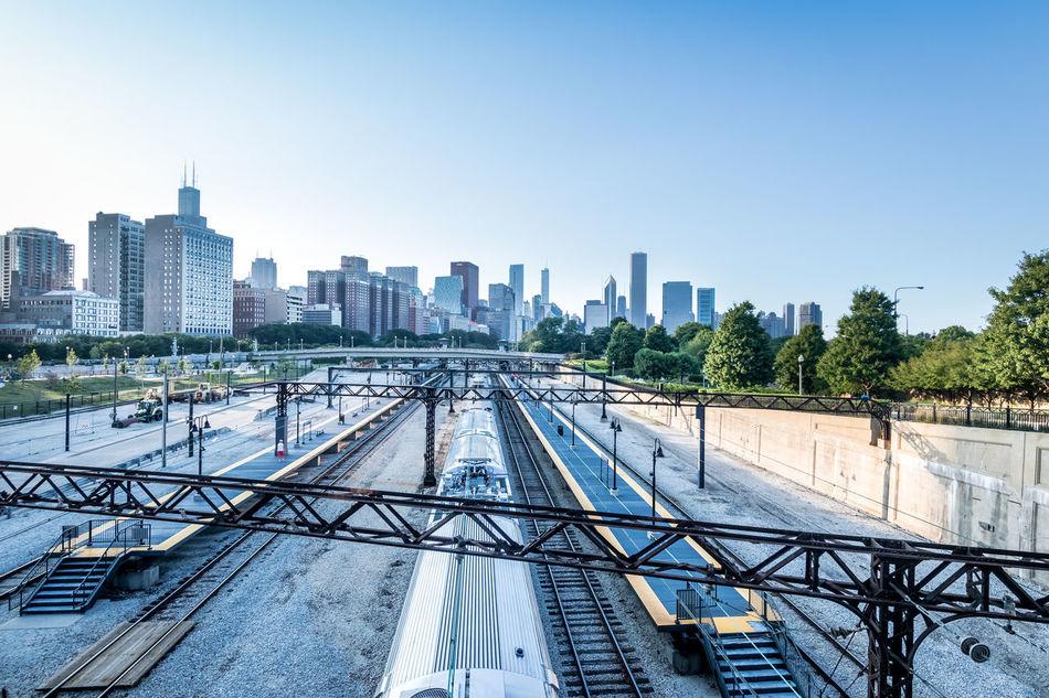 Beautiful stock photos of train,  Blue,  Bridge - Man Made Structure,  Building Exterior,  Built Structure