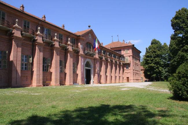 Venariareale Venaria Reale Architecture Built Structure Building Exterior No People Grass