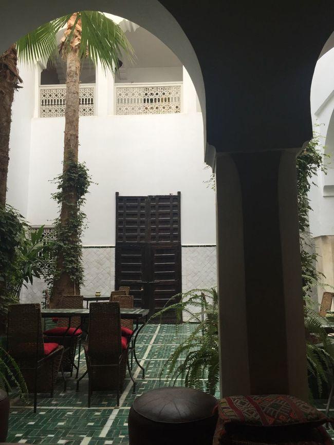 Marrakech Riadlife Zen Garden Peaceful Vacation Time Medina