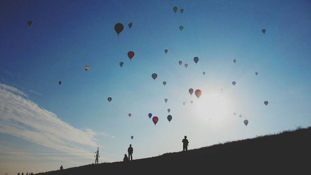 2013 Saga international balloon fiesta.that's awesome! Keicomoment Awesome Beautiful Hello World