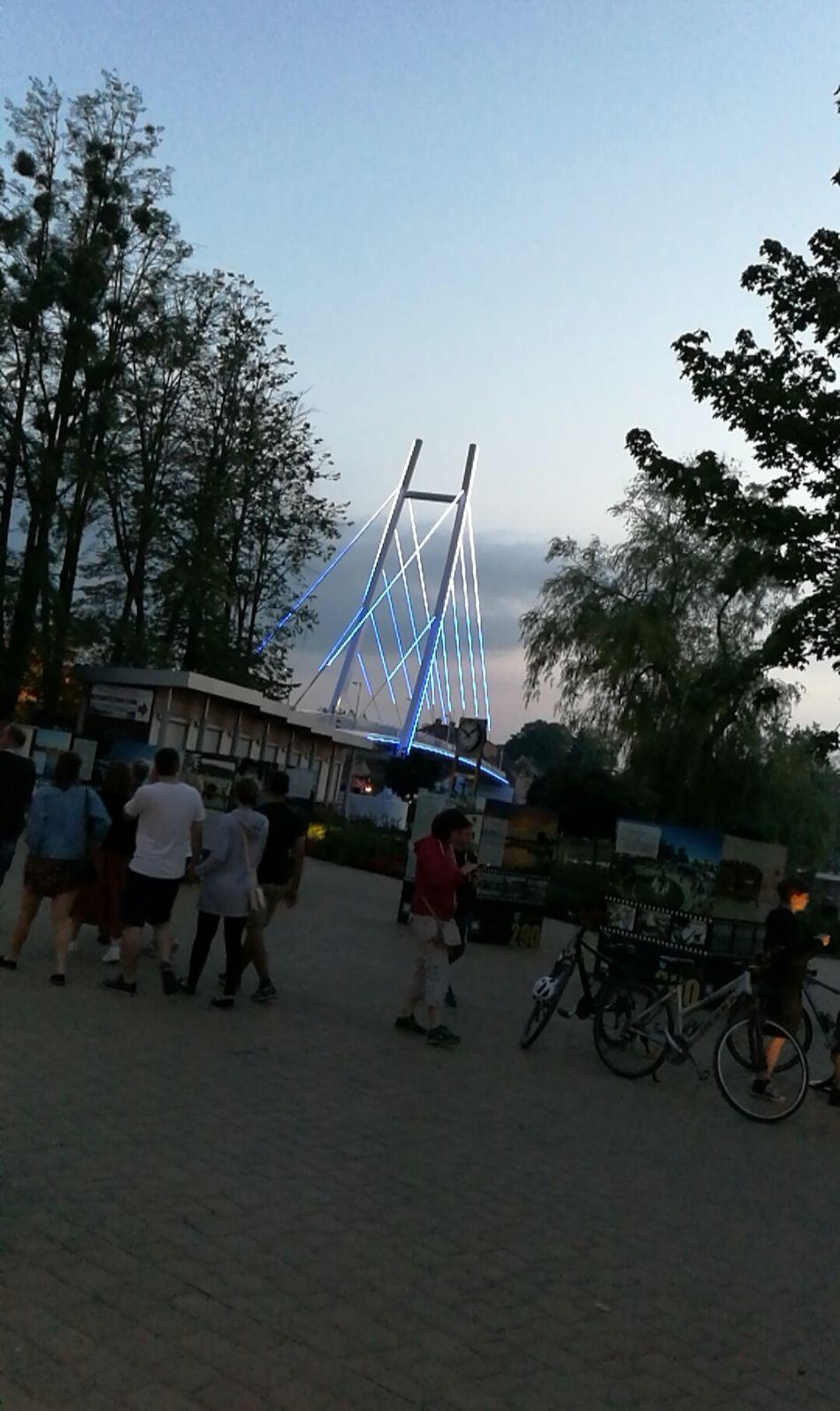 Mikolajki , Most , Mazury , Noc , Lodz , Widoki First Eyeem Photo