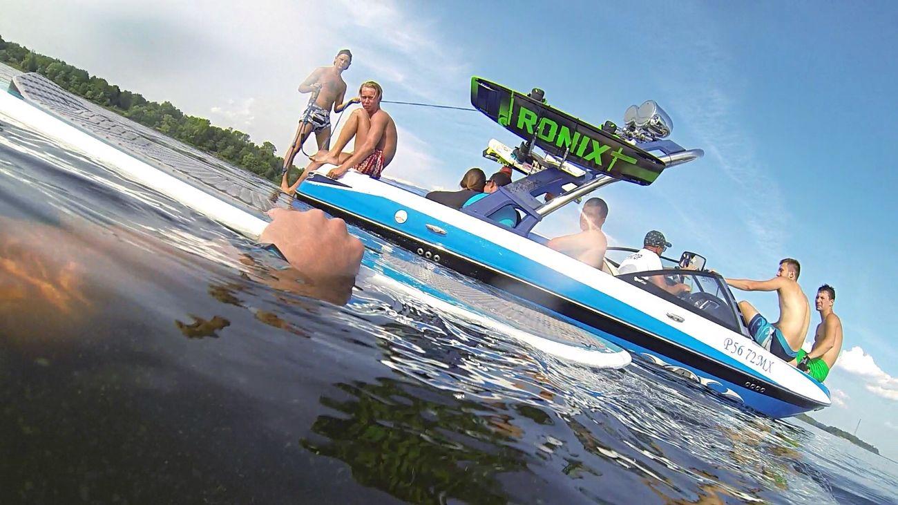 Wakeboarding Ronix Wakeboards Ronix Wakesurfing