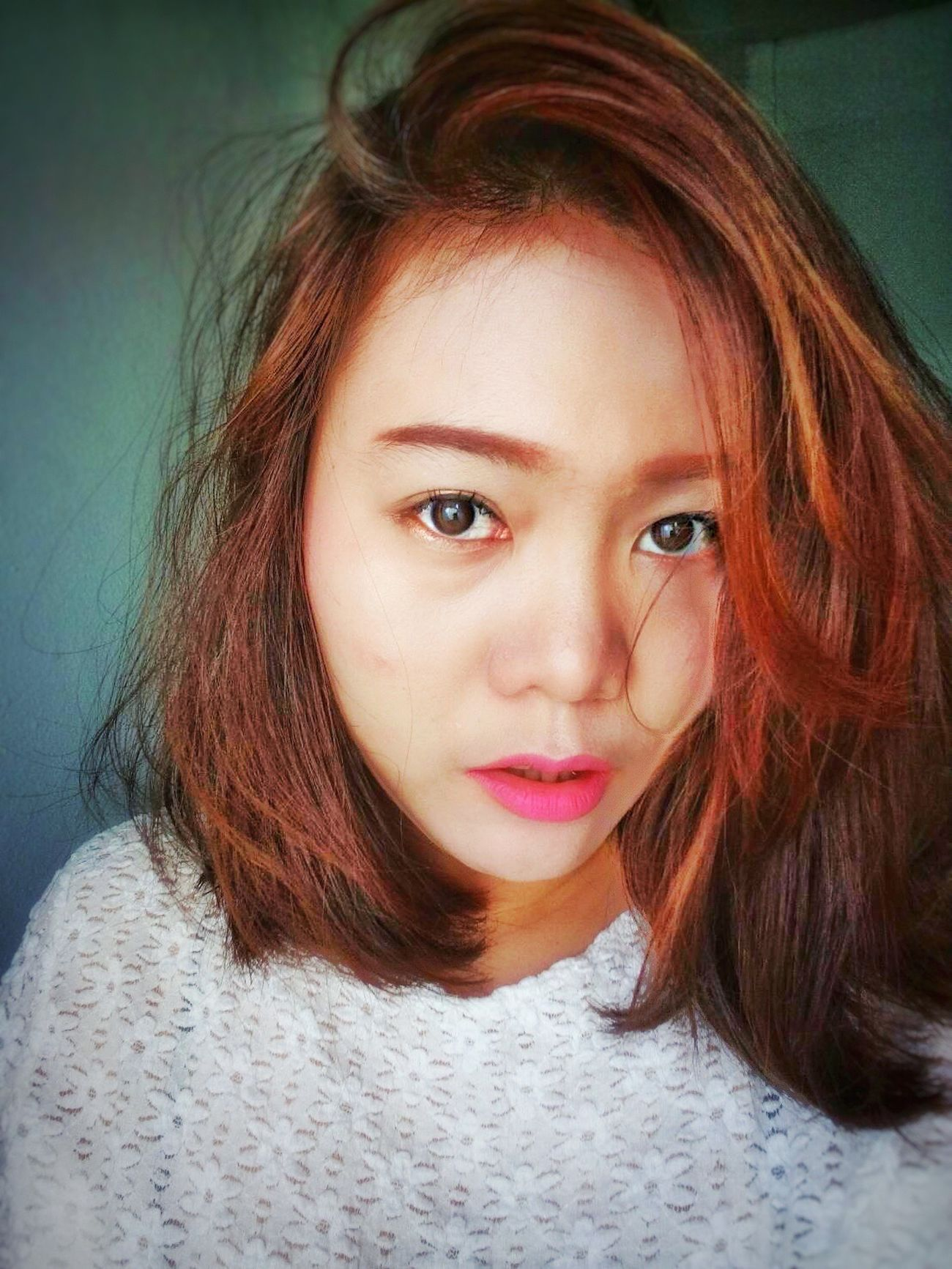 Its Me Looking At Camera Human Lips Day Off (null)Thai's Girl Girl #me #eyes #lips