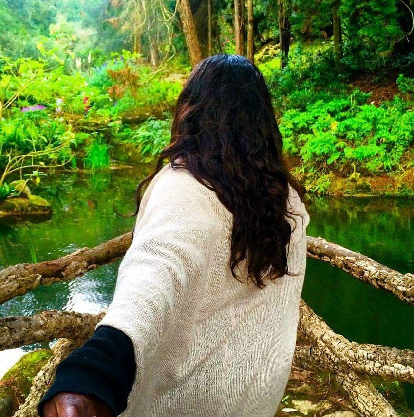 One Woman Only Nature Beauty Sintra, Palacio De Monserrate Travel Destinations