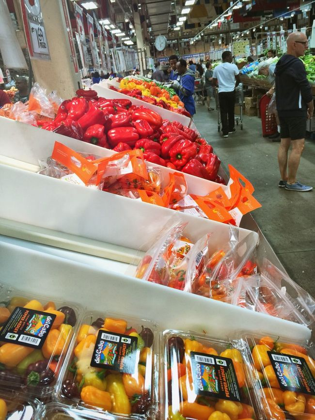 Your Dekalb Farmers Market A World Market Peppers Pimientos Exotic Foods Super Healthy Foods Vegetables Fresh Food Healthy Choices