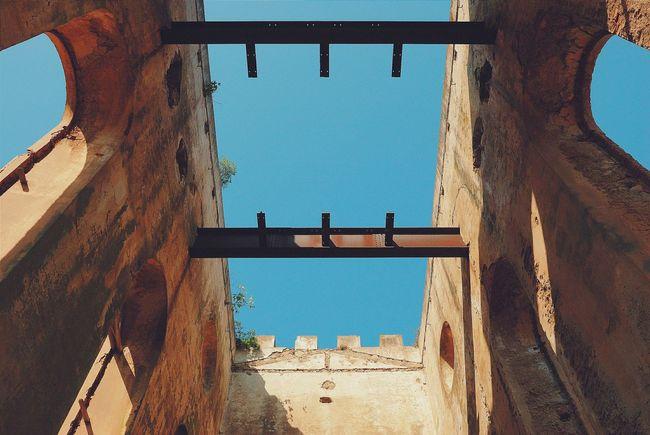 The Architect - 2015 EyeEm Awards Old Building Iglesias Sulcis Sardegna Sardinia Mining Village History Miniera