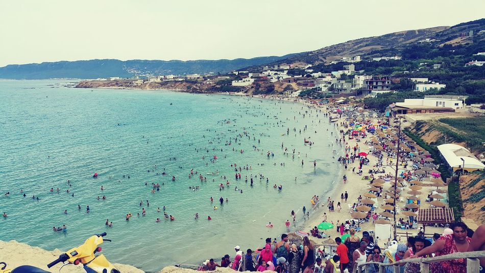 Tunisia Rafraf Beachphotography Beach View Beach Life BEACH!  Summertime Summer Memories 🌄 EyeEmNewHere