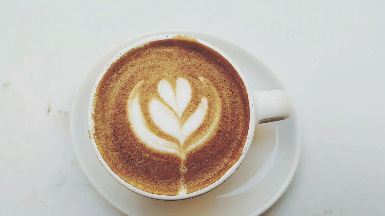 Beautiful stock photos of kaffee, Cappuccino, Coffee - Drink, Coffee Cup, Coffee Shop