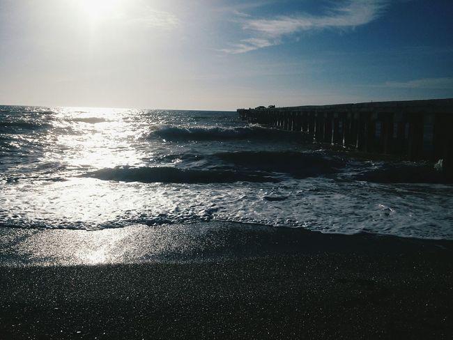 Blacksea Crimea закат🌇 Крым умиротворение Hello World новофедоровка