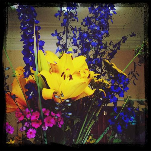 Flower Love Job