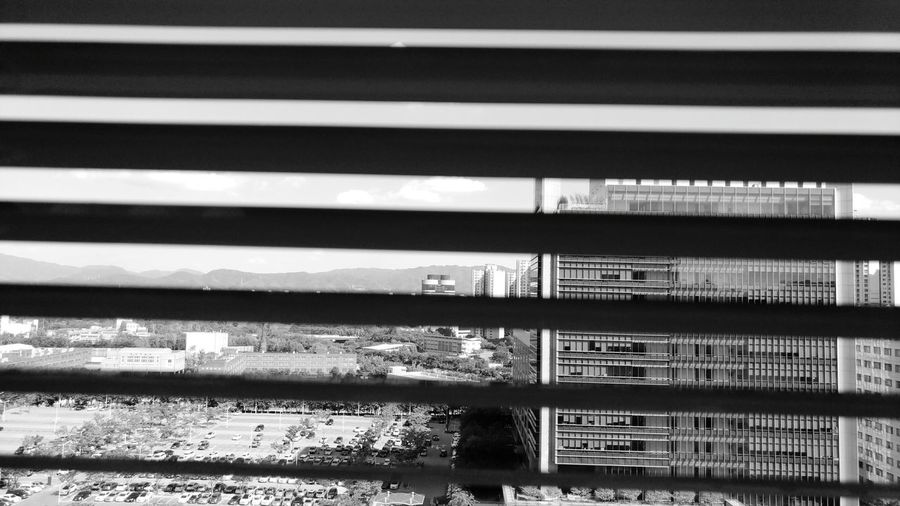 Day No People Building Exterior City Nature Sky Straight Lines Blind Blind Photographer Stuffy Hospital