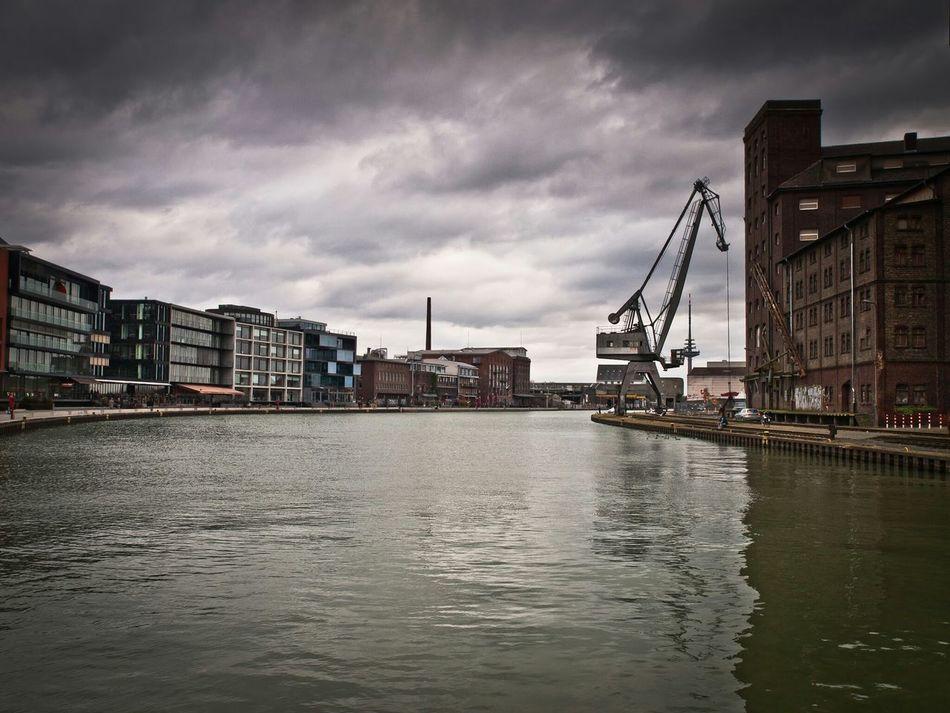 Hafen Münster Hafencity Münster Impressionen Münster Hafen Münsterland Hafen Hafen City Hafenliebe