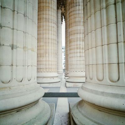 Les colonnes by Cecile_and_co