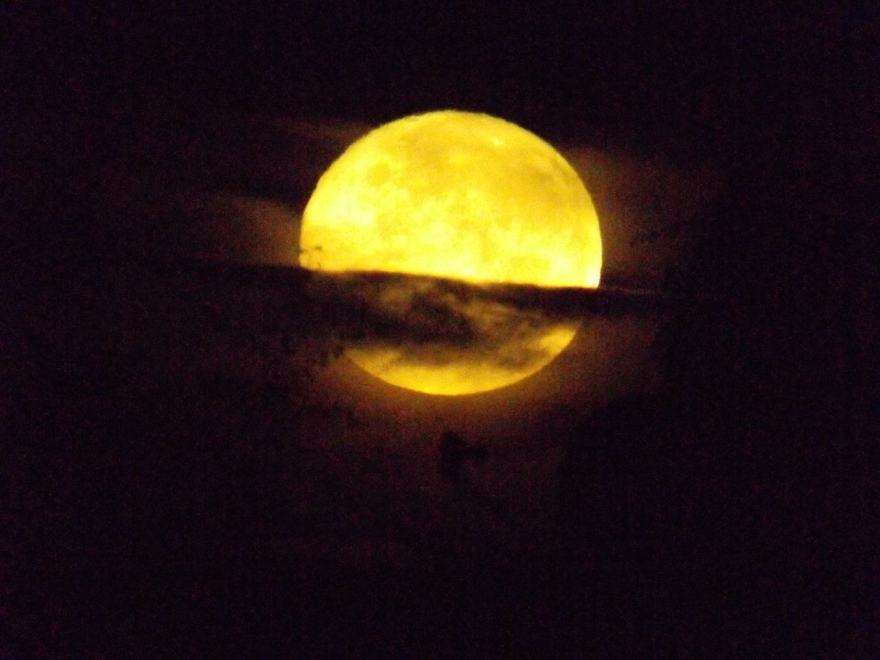 moon, astronomy, night, moon surface, beauty in nature, planetary moon, nature, scenics, space exploration, space, half moon, tranquil scene, tranquility, crescent, no people, outdoors, yellow, solar eclipse, clear sky, sky