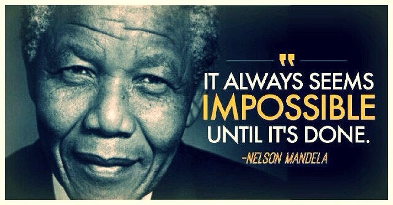Nelsonmandela  Motivation Deepquote MotivationalQuotes Lifequotes Quoteoftheday Quotes