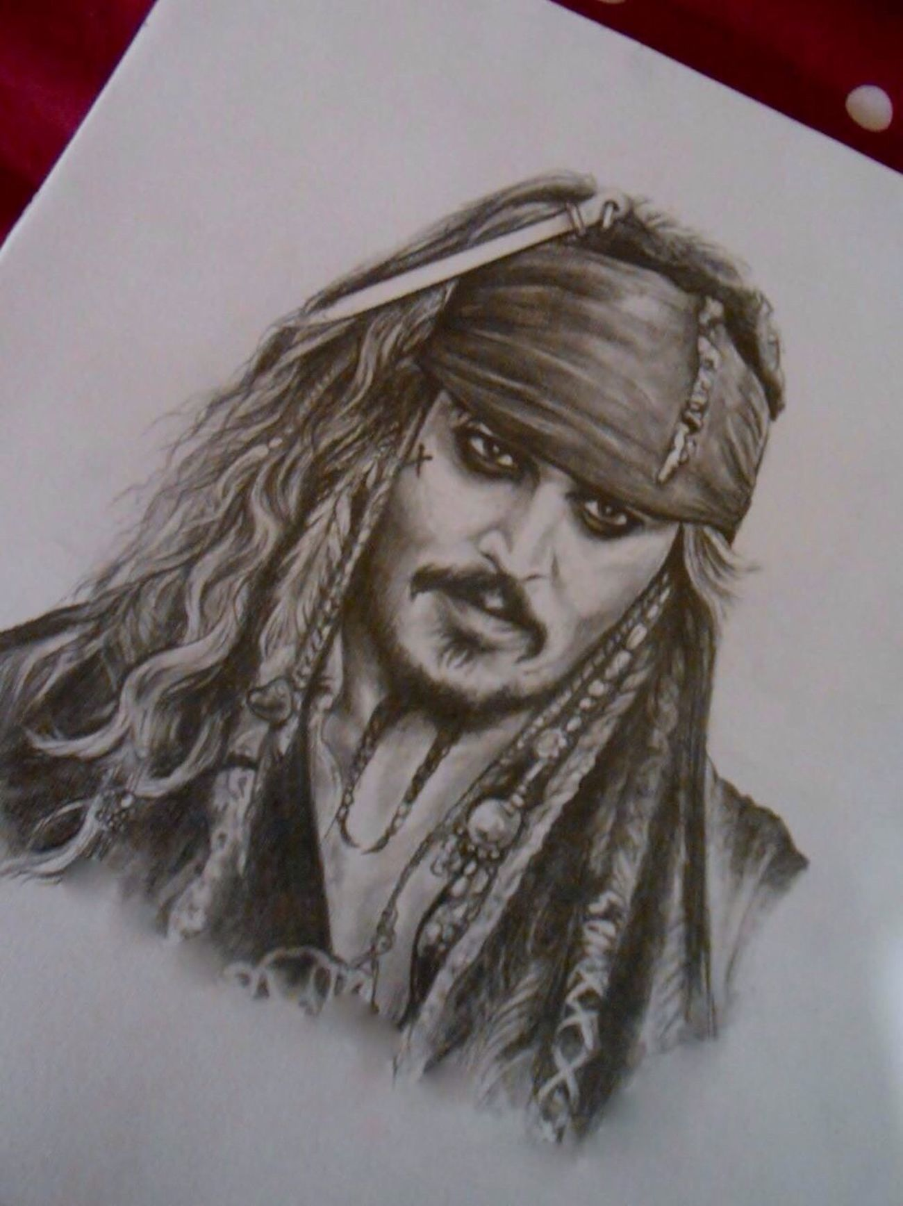 GraphitePencil My Art Work My Drawing Streamzoofamily Captain Jack Sparrow