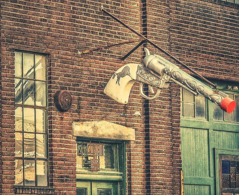 TRIGGER Gunslinger  Roadside America Urban Landscape Divelandscape, Divestreetoghrophy, Cityscape,