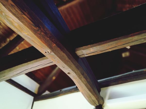 Japanese Old Traditional House Japanese Traditional House Wood Materials Built About 200 Years Ago House Beam EyeEm Selects No People Indoors  Architecture Day Close-up