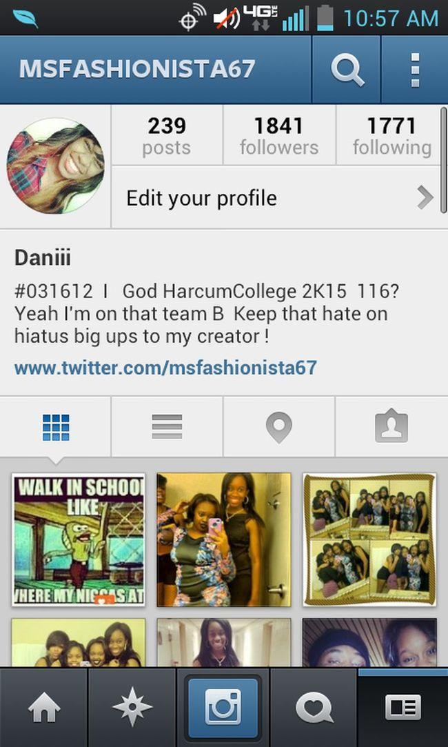 Follow Me On Instagram Instagram Instagram Pic Instagirl