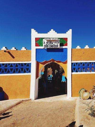 Dar Gnaoua Travel Destinations Arts Culture And Entertainment Desert Tourism Architecture Multi Colored Atlas Mountain Morocco Maroc ❤️ Travel Maroc Gnaoua Music Merzouga