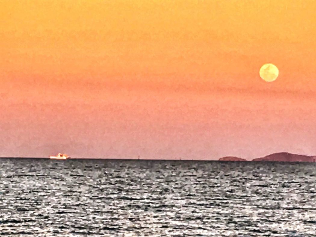 Townsville, Queensland. Iphonephotography Supermoon