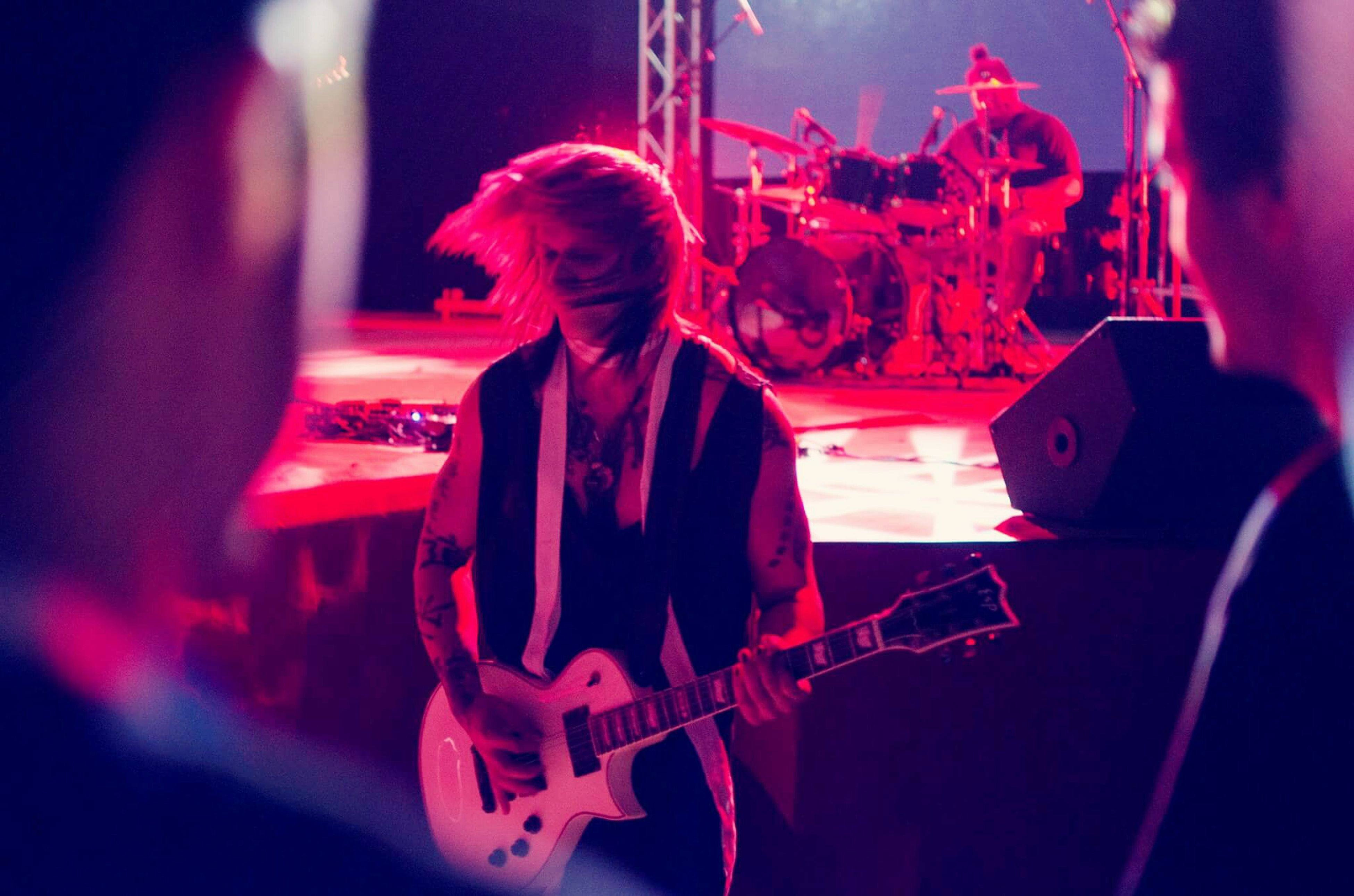 Lightning awesome performance Tunis Bandai2016