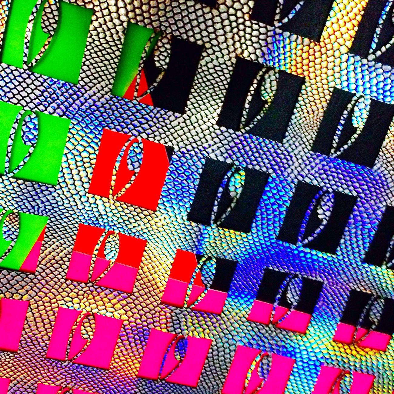 Laviniafenton New Bagdesigner Fashion Laserart Neon Bags Design Process Free