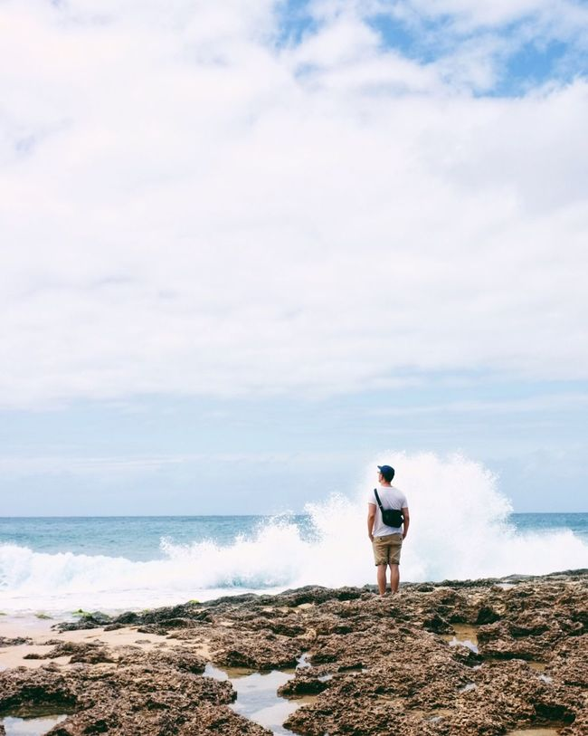 The KIOMI Collection North Shore Hawaii Vscocam VSCO Cam VSCO Vscogood Oahu Beach Waves Wanderlust Travel Ocean View Ocean Blue Wave