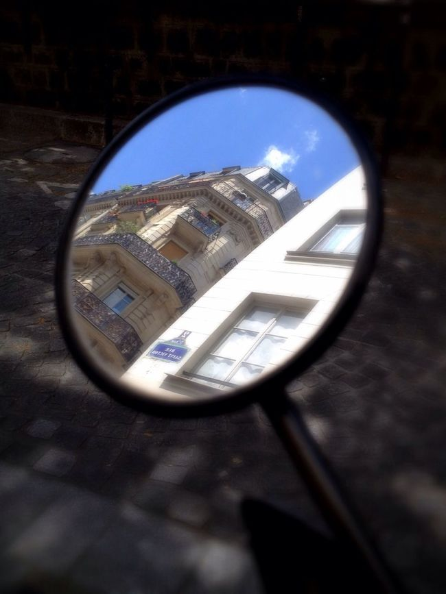 Wanted: lost blue sky since many days... Summer Where Are You? Streetphotography Urban Reflections Sky