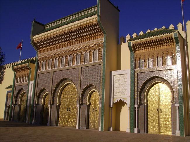 Arch Architecture Building Exterior Built Structure Entrance History Travel Destinations