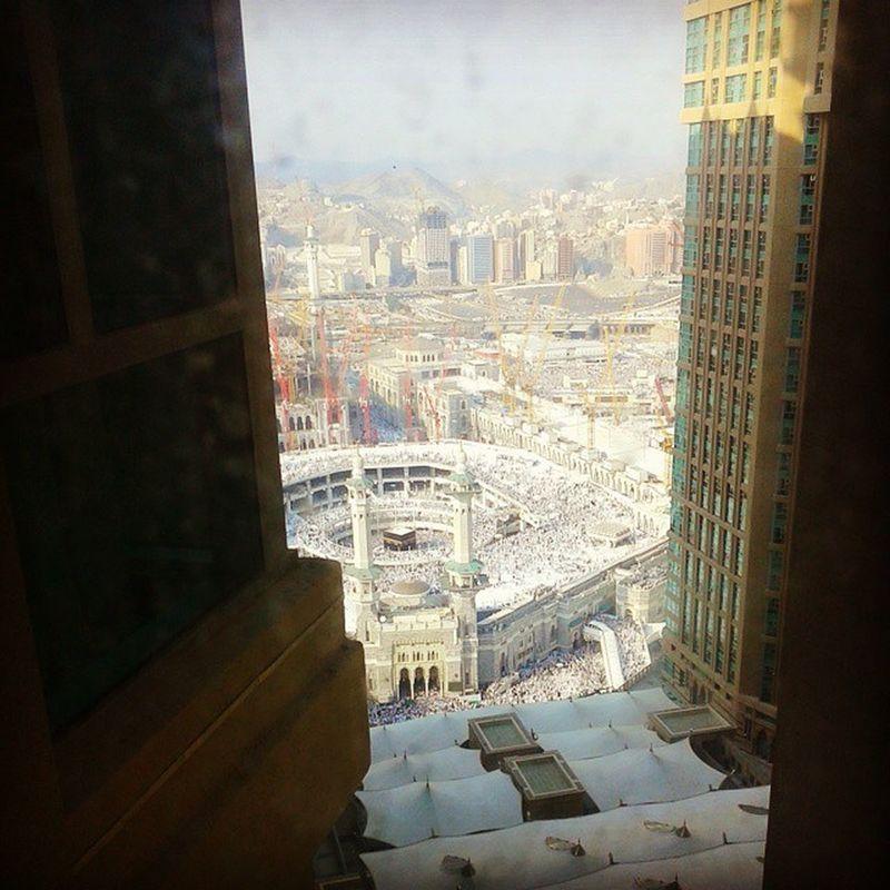 مكة برج زمزم تصويري  الحرم السعودية
