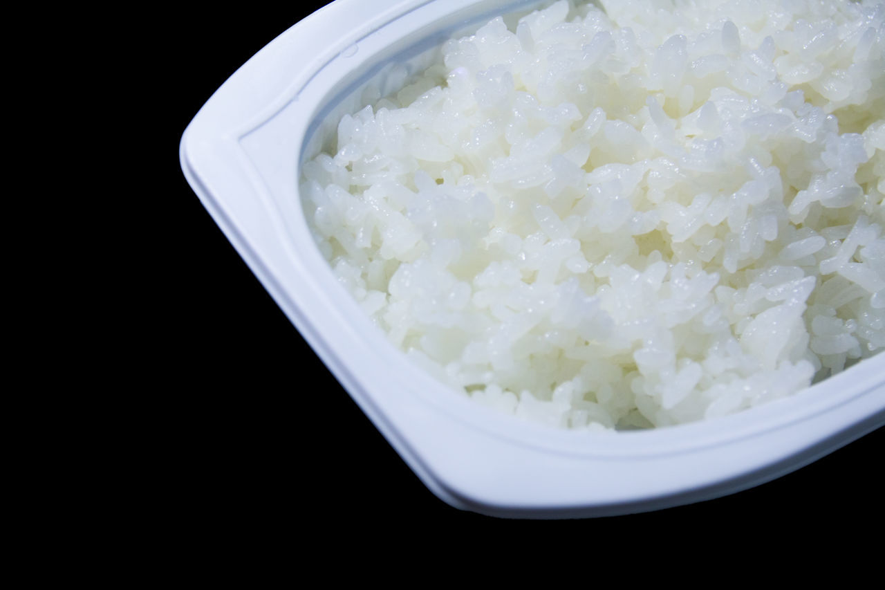 Dinner Japanese Food Japanese Culture Lunch Minimalist Rice Temptation Black Background Bowl Close-up Day Delicious Eat Food Food And Drink Freshness Healthy Eating Indoors  Instant Food Mealtime Minimalism No People Plate Ready-to-eat Rice - Food Staple Simple Simplicity Studio Shot Taste Good Tasty White Color